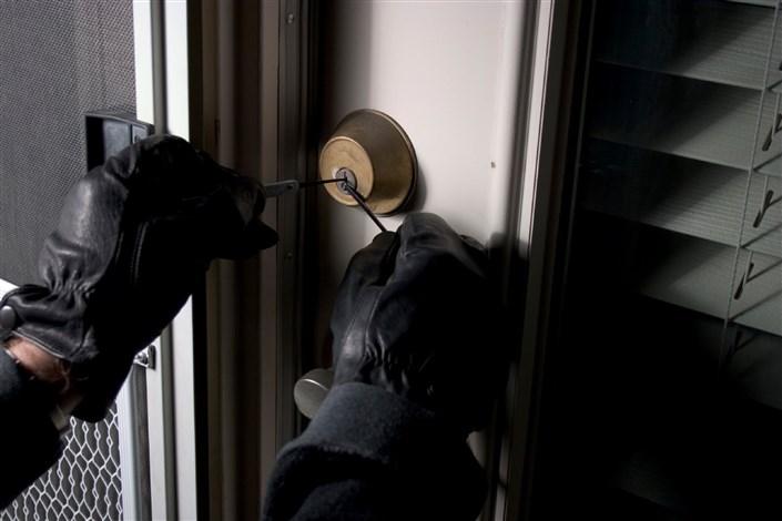 از شیوههای سرقت منازل توسط سارقان تا راههای پیشگیری از سرقت/ ۱۹ عصر تا ۲۴ بامداد بیشترین بازه زمانی آمار ثبت شده در خصوص سرقت از منازل پایتخت