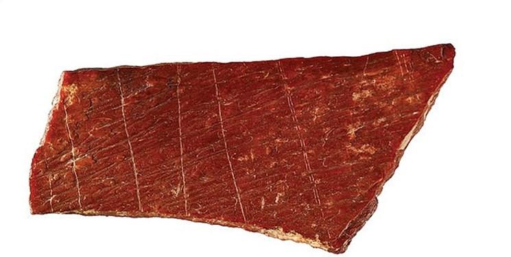 قدیمیترین آثار هنری جهان بر روی استخوانهای ۱۰۰ هزار ساله +تصاویر