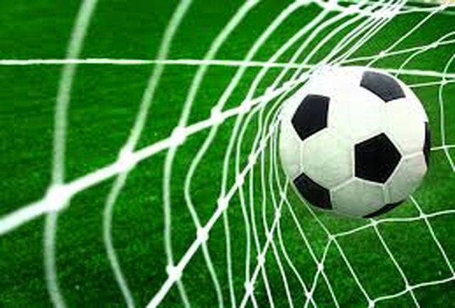 برگزاری مسابقات فوتبال پایه درملکشاهی