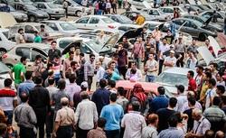 روند کاهشی قیمت خودرو همچنان ادامه دارد/ دناپلاس ۱۵۵ میلیون تومان