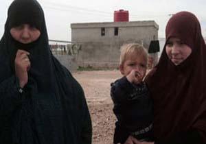 فرزندان عناصر استرالیایی داعش از یک اردوگاه در سوریه خارج شدند