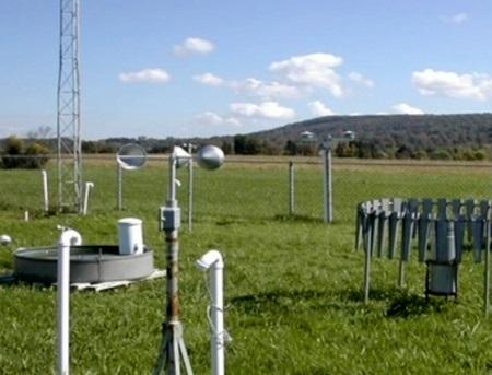 ساخت ایستگاه هواشناسی در ماسال