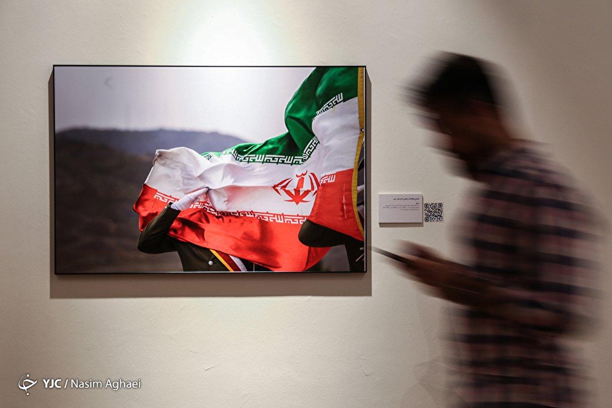 افتتاح نمایشگاه سومین نشان عکس سال مطبوعاتی