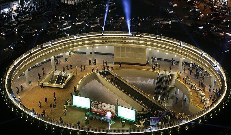 پلازای میدان هفتتیر تا پایان هفته افتتاح میشود