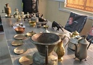 کشف بیش از یک هزار قلم اشیای تاریخی در استان همدان