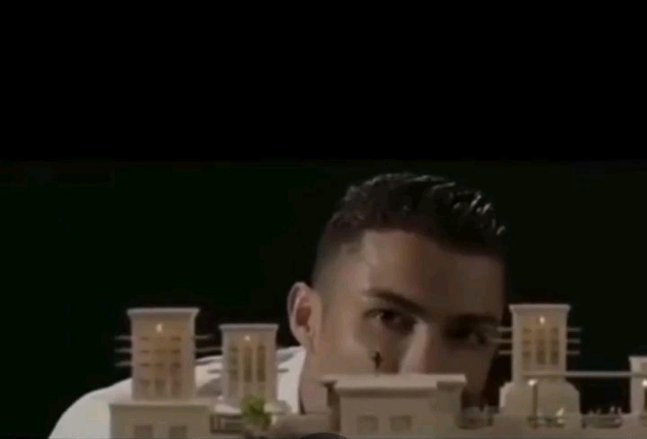 رونالدو به به کمک شیوخ امارات شتافت! + عکس