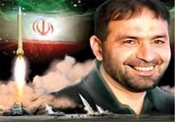 سجده شکر شهید طهرانی مقدم پس از آزمایش موشکی +عکس