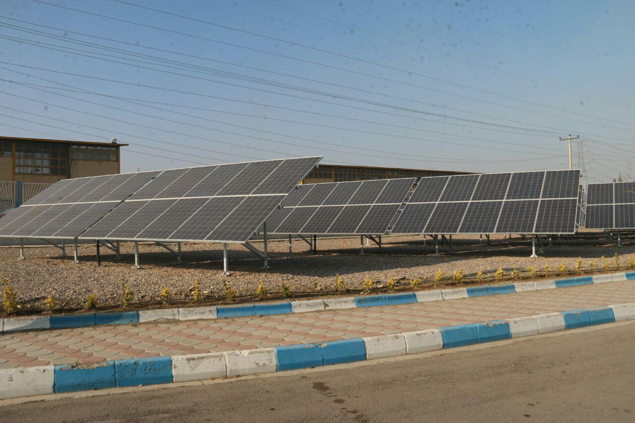 وجود ۲۷ نیروگاه خورشیدی در قوچان
