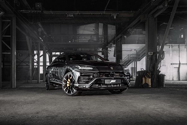 قدرتنمایی لابورگینی با تولید خودرو بینظیر ABT's 700 HP Lamborghini +تصاویر
