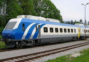 راه اندازی قطار بینالمللی تهران-وان