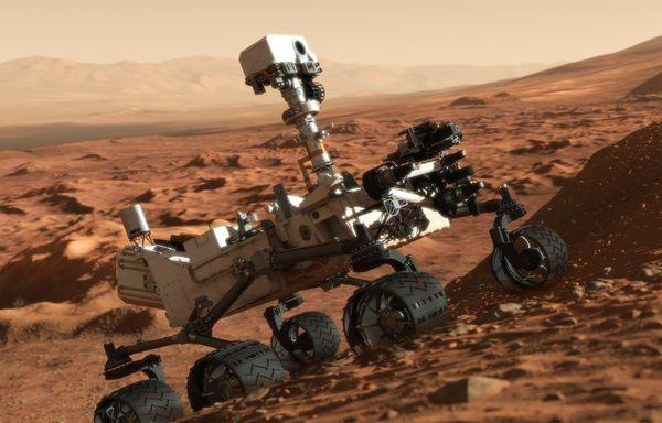قوت گرفتن امکان زندگی در مریخ با کشفیات اخیر مریخنورد کنجکاوی