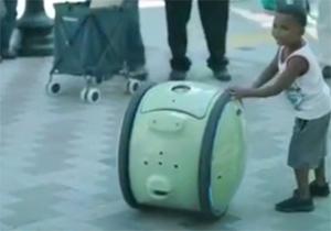جذاب ترین رباتی که تنبلها آرزوی آن را دارند! + فیلم