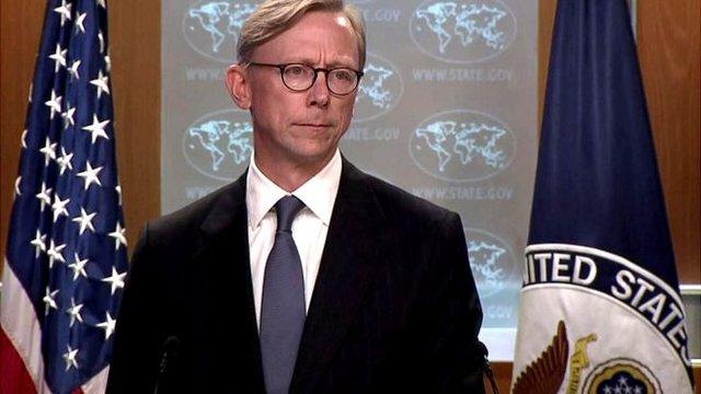 برایان هوک: هیچ کانال محرمانه دیپلماتیکی با ایران وجود ندارد
