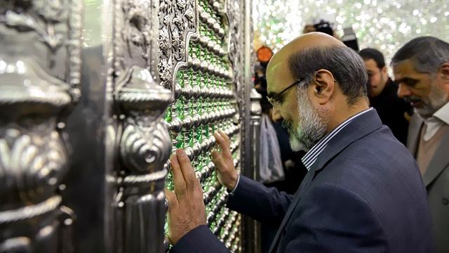 قدردانی آستان مقدس حضرت عبدالعظیم(ع) از رئیس رسانه ملی