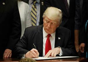 ترامپ تحریمهای جدیدی علیه ایران وضع کرد