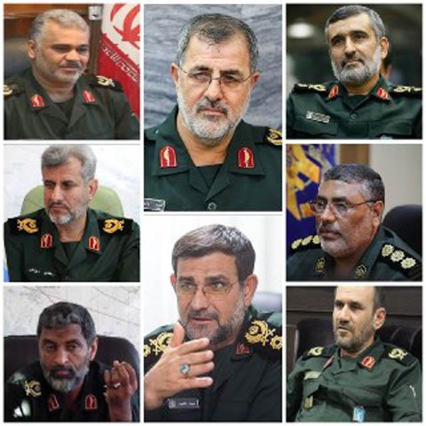 ترامپ تحریمهای جدیدی علیه ایران وضع کرد / تحریم ۸ فرمانده ارشد سپاه