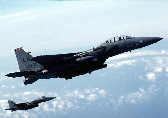 کشته شدن ۳ فرد مسلح بر اثر حمله جنگندههای ائتلاف آمریکایی در عراق