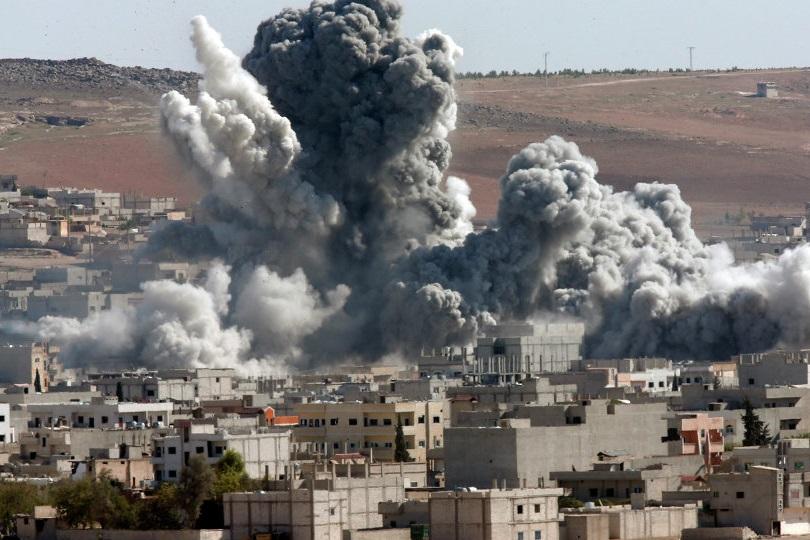 حمله راکتی تروریستها به شمال حماه در سوریه