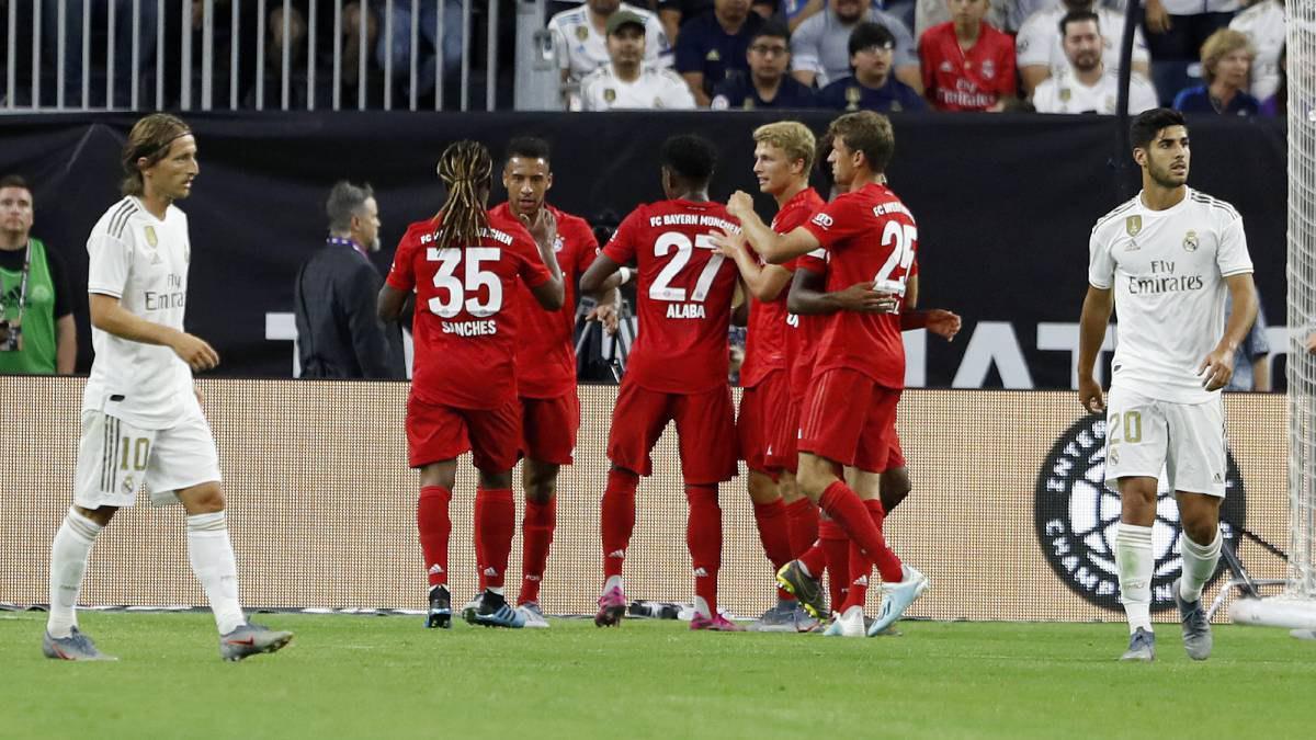 بایرن مونیخ ۳ - رئال مادرید یک/ بیتجربگی جوانان زیدان ۳ امتیاز را تقدیم باواریاییها کرد