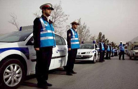 طرح تشدید کنترل نامحسوس جادهای استان کرمانشاه