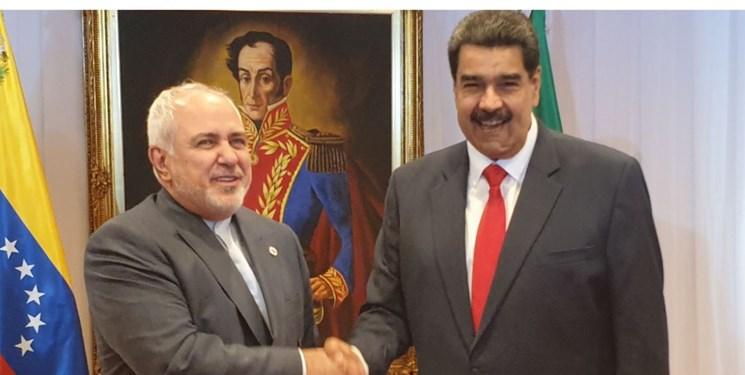 مادورو: قدردان حمایت ایران هستیم