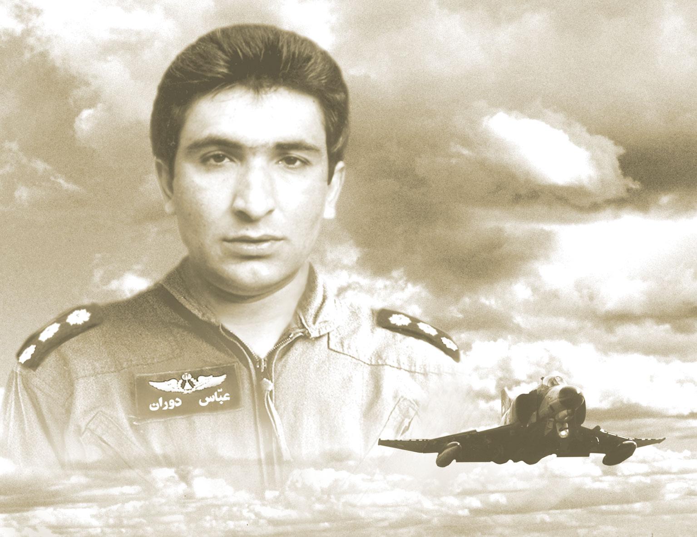 سقوط آرزوهای صدام با پرواز دوران