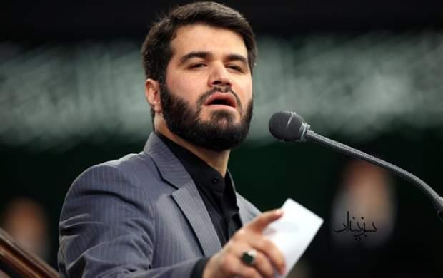 مداحی حاج میثم مطیعی در جمع رزمندگان فاطمیون +فیلم