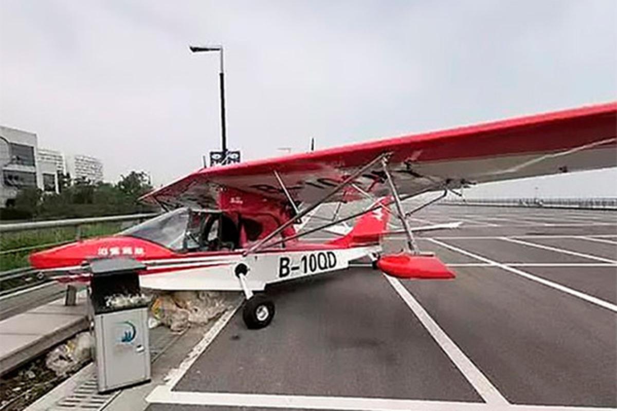 نوجوان ۱۳ سالهای که دو هواپیما را به باد فنا داد+فیلم