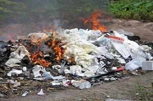 روزانه ۴۵ تن کیسه پلاستیکی وارد طبیعت همدان می شود