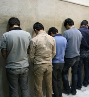 مالخران گوشیهای مسروقه پایتخت دستگیر شدند