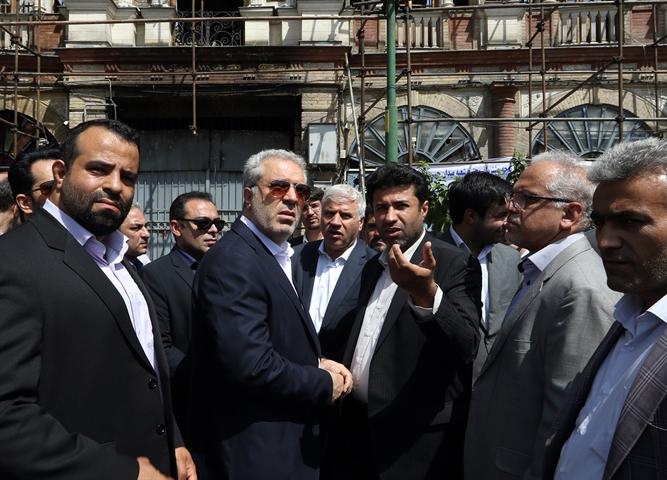 طرح جامع کاربری از بناهای تاریخی شهر تهران تدوین شود
