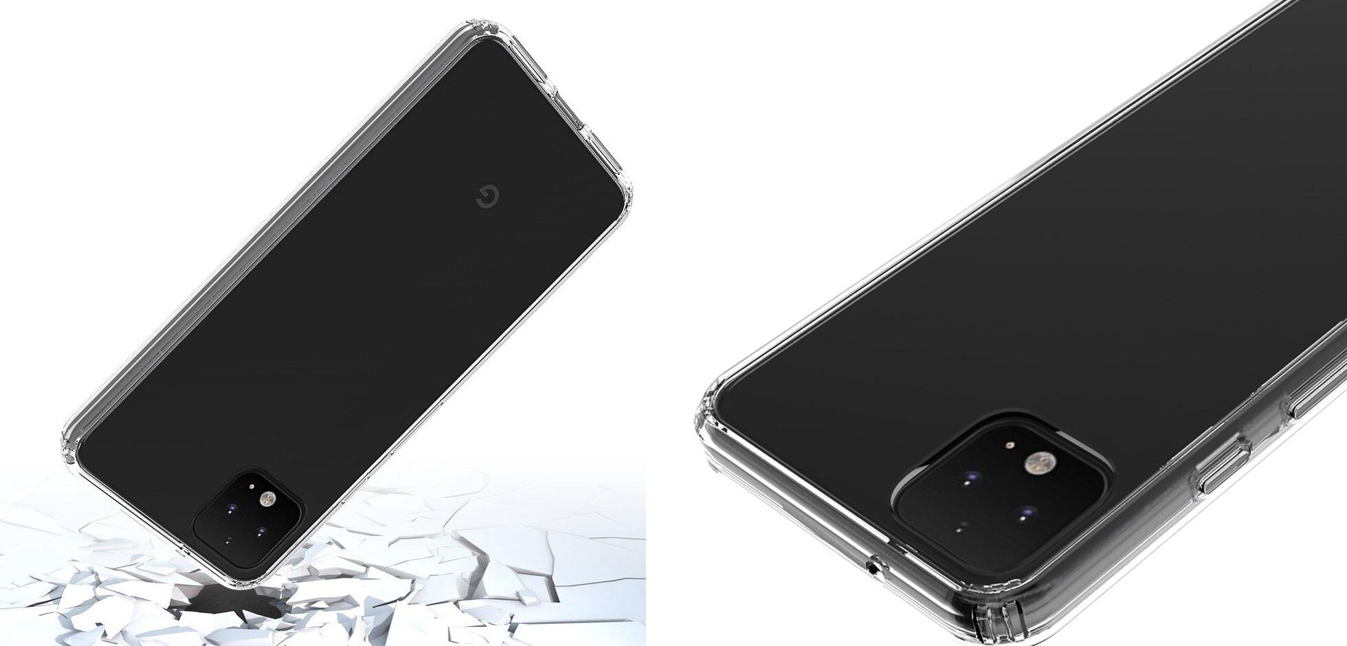 فاش شدن جدیدترین رندر قاب گوشیهای جدید پیکسل +تصاویر