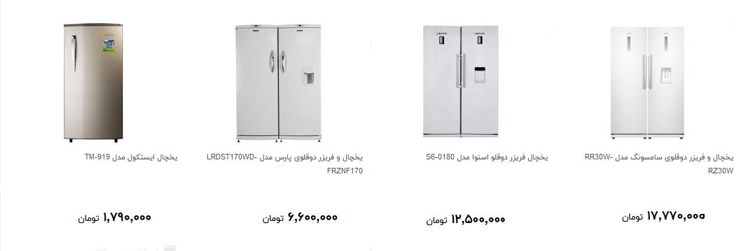 خرید یخچال چقدر آب می خورد؟