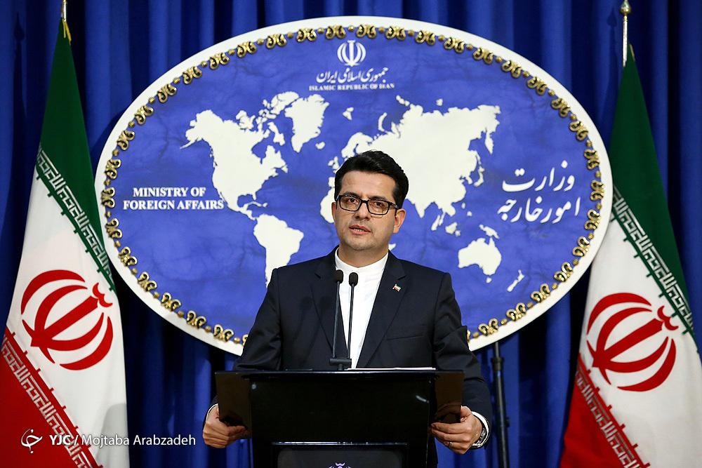 توضیحات موسوی در خصوص نفتکش «هپینس» و مصدوم ایرانی کشتی «ساویز»