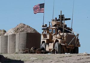ورود تجهیزات نظامی به پایگاه نظامی آمریکا در شمال شرق سوریه
