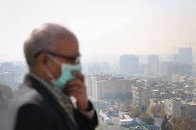 اراک ۱۳ روز را هوای آلوده تنفس کرد