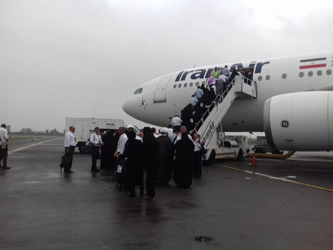 استقرار بیش از ۴۲ هزار زائر ایرانی در سرزمین وحی