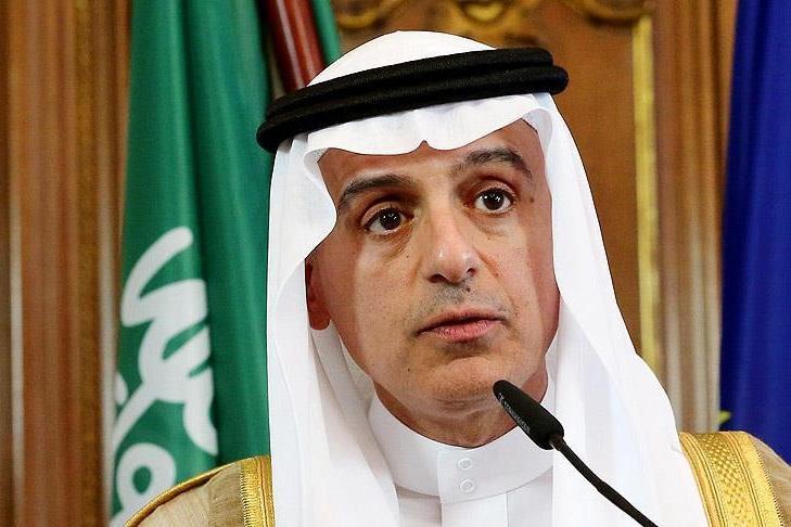 الجبیر: توقیف نفتکش متخلف انگلیسی توسط ایران غیرقابل پذیرش است!