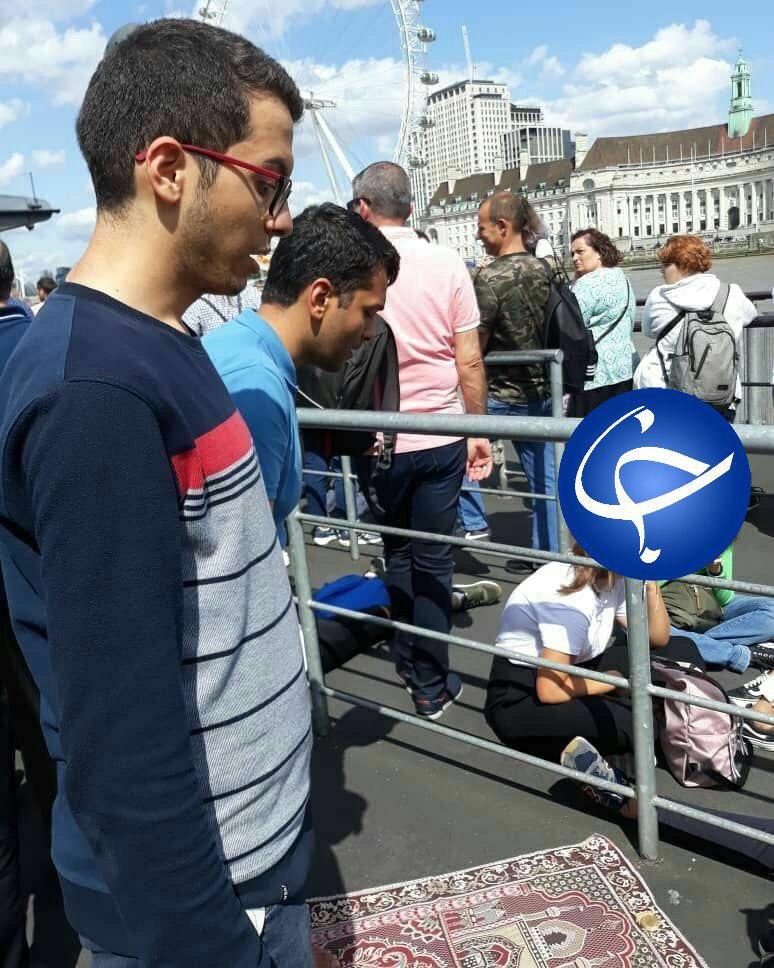واکنش آموزش و پرورش به اقدام ارزشمند دانش آموز نخبه در لندن