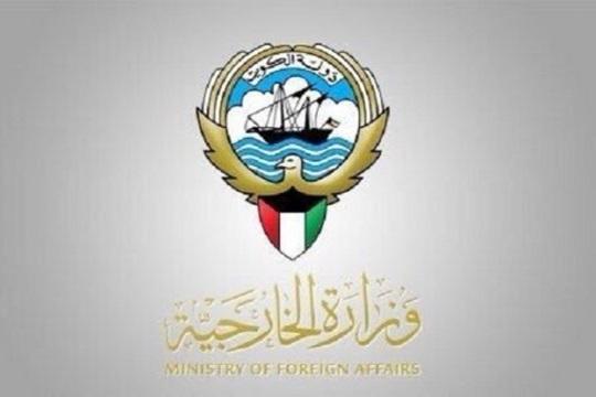 درخواست کویت برای افزایش تلاشهای دیپلماتیک به منظور کاهش تنش در خلیج فارس