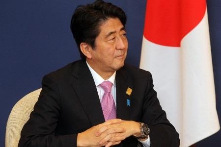 نخستوزیر ژاپن از پیروزی حزبش در انتخابات پارلمانی ژاپن خبر داد