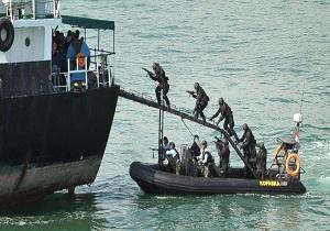 حمله دزدان دریایی به کشتی کره جنوبی