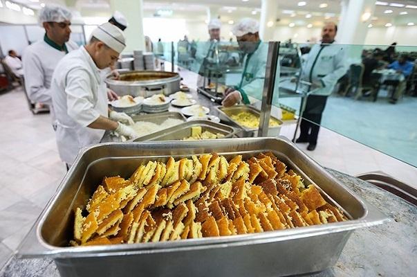 غذای پرسنل حرم امام رضا (ع) با غذای زائران چه فرقی دارد؟