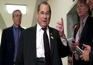 حمایت خصوصی رئیس کمیته قضایی مجلس نمایندگان آمریکا از استیضاح ترامپ