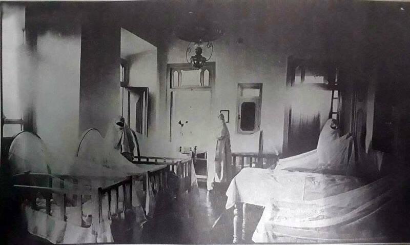 پوشش پرستاران در زمان قاجار +عکس