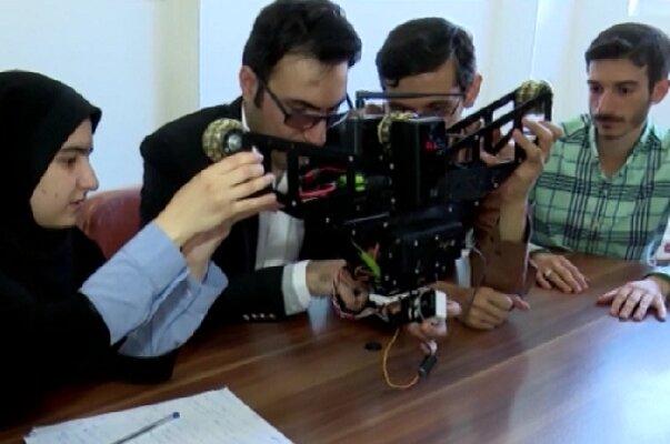 طراحی و ساخت دوربین تصویربرداری کابلی در تبریز