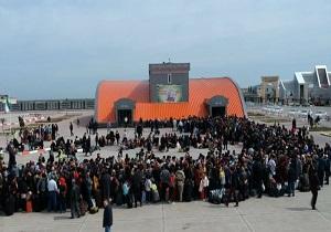 افزایش ورود گردشگران آذربایجانی از مرز بیله سوار به کشور