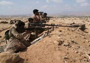 کشته شدن متجاوزان سعودی در جبهههای مختلف مرزی یمن
