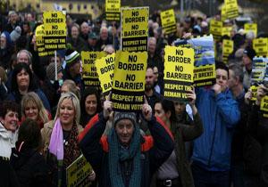کمک چند میلیارد پوندی اتحادیه اروپا به ایرلند در صورت برکسیت بدون توافق