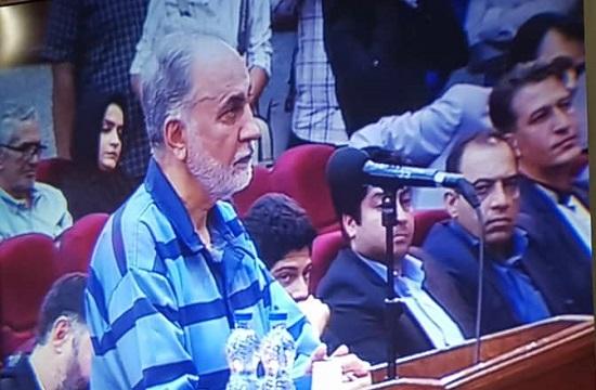 حواشی سومین جلسه دادگاه شهردار اسبق تهران+ تصاویر/حضور علی دایی در دادگاه
